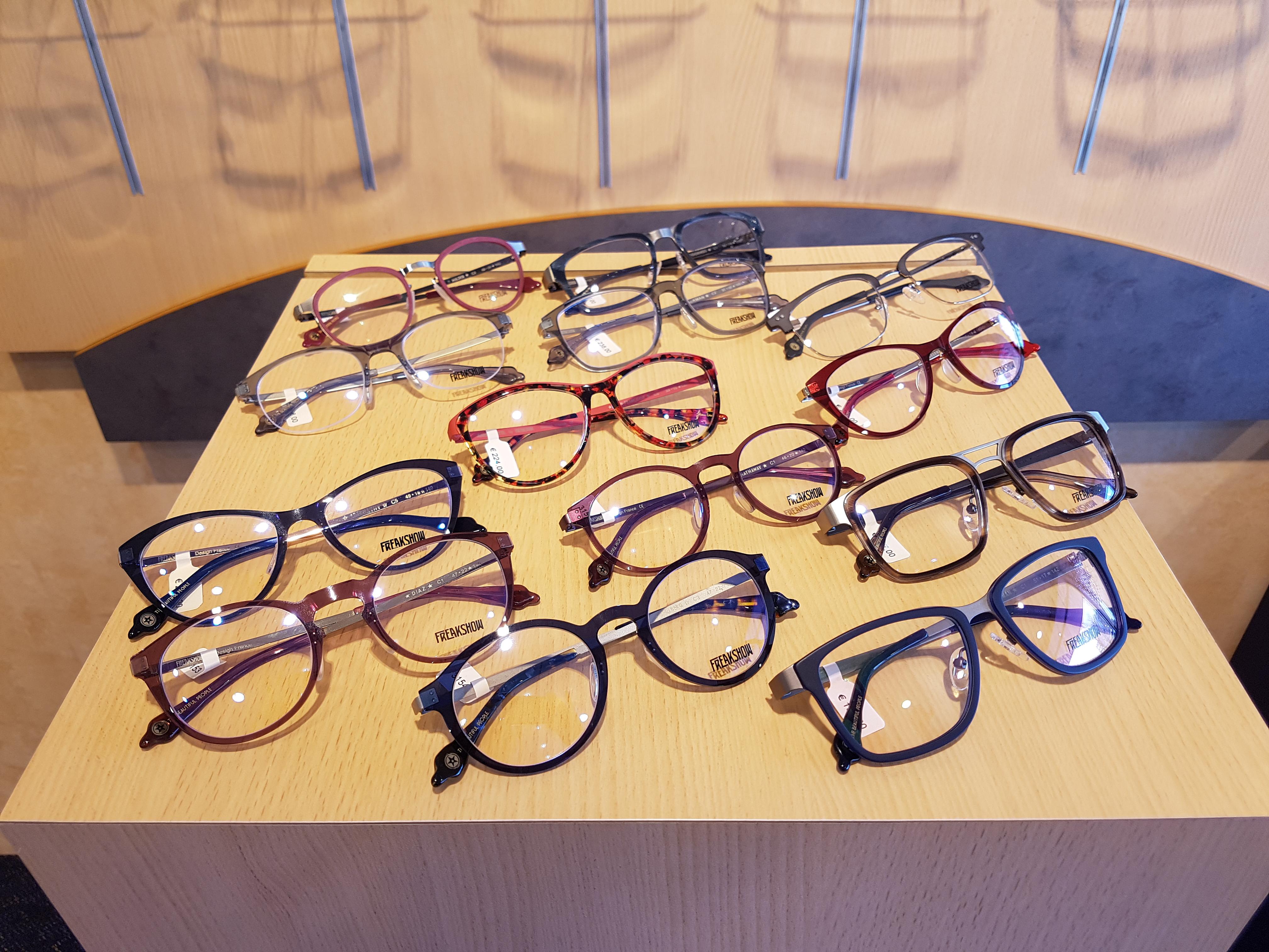 collectie Freakshow kinderbril monturen